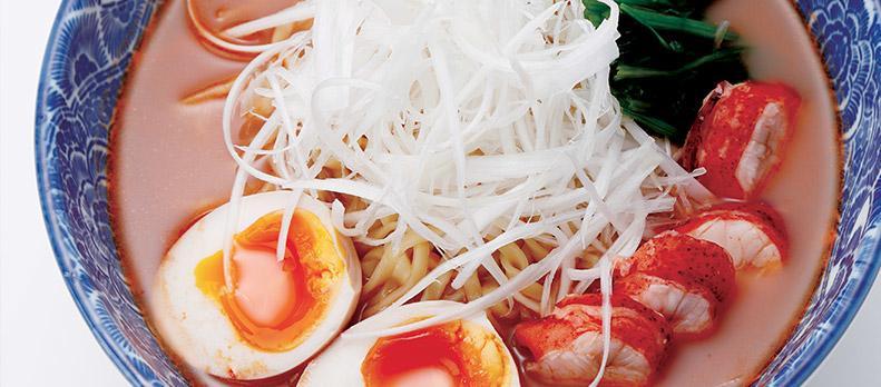 lobster recipe ramen ramen Lobster